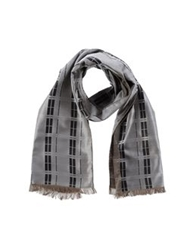 Bruuns Bazaar Oblong Scarves Grey