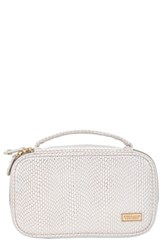 Stephanie Johnson Havana Grace Brush Case White