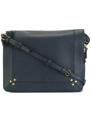 Jerome Dreyfuss Igorve Crossbody Bag Blue