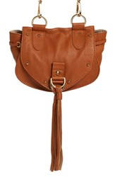 See By Chloe 'Small Collins' Leather And Suede Messenger Bag