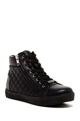Wanted Perry High Top Sneaker Black