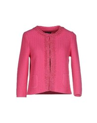 Anne Claire Anneclaire Knitwear Cardigans Women Pink