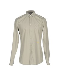 0039 Italy Shirts Military Green