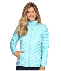 Mountain Hardwear Micro Ratio Down Jacket Spruce Blue Women's Coat Navy
