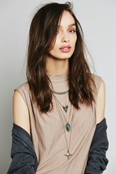 Free People Dany Tiered Drop Collar