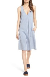 James Perse Women's Twisted Strap Romper