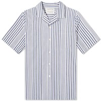 A Kind Of Guise Gioia Vacation Shirt Blue