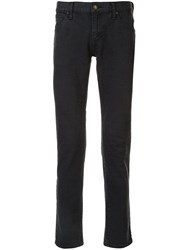Loveless Slim Fit Jeans Black
