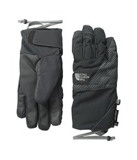 The North Face Guardian Etip Glove Asphalt Grey Extreme Cold Weather Gloves Gray