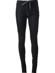 Isaac Sellam Experience 'Sirene' Leather Legging Black
