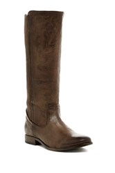 Frye Melissa Scrunch Boot Brown