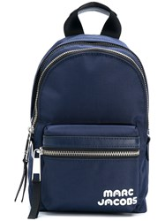 Marc Jacobs Mini Trek Pack Backpack Blue