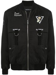 Undercover The Dead Hermits Bomber Jacket Black