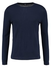 Joop Linos Jumper Dark Blue