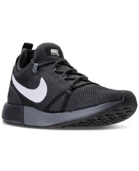 Nike Men's Duel Racer Running Sneakers From Finish Line Black White Anthracite Co