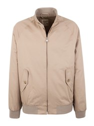 Gibson Formal Full Zip Harrington Jacket Stone
