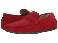 Hugo Boss Dandy Moccasin By Medium Red Shoes