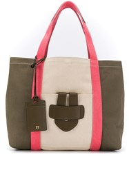 Tila March Simple Bag L Tote Neutrals
