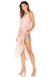 Free People Remember When Maxi Top White