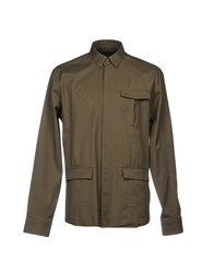 Plac Shirts Military Green