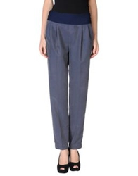 Hope Collection Casual Pants Lead