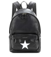 Givenchy Leather Backpack Black