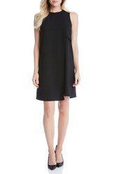 Karen Kane Women's Asymmetrical Shift Dress