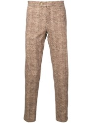 Circolo 1901 Tailored Trousers Neutrals