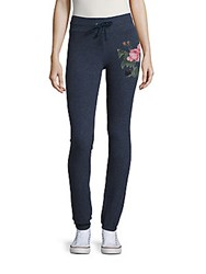 Wildfox Couture Printed Pull On Leggings Oxford