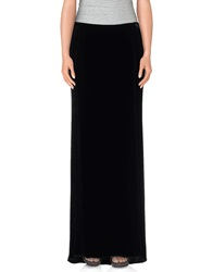 Patrizia Pepe Long Skirts Black