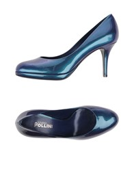Studio Pollini Footwear Courts Women Deep Jade