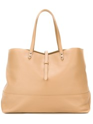 Tomas Maier 'East West Granada' Tote Bag Nude And Neutrals