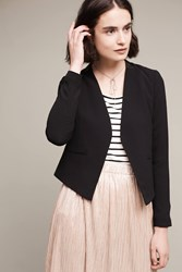 Anthropologie The Essential Blazer Black