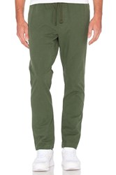 Obey Traveler Pant Green