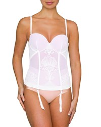 Nancy Ganz Enchante Shaping Camisole With Stays White