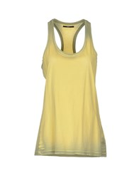 Meltin Pot Topwear Tops Women Yellow
