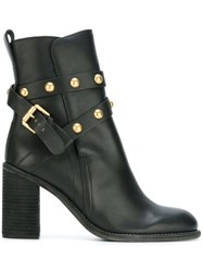 See By Chloe 'Janis' High Boots Black