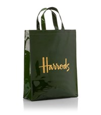 Harrods Medium Signature Shopper Bag Unisex