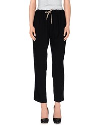 Kayla Trousers Casual Trousers Women Black