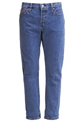 Levi's 501 Ct Relaxed Fit Jeans Surf Shack Dark Blue Denim