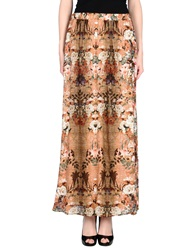 Imperial Star Imperial Long Skirts Rust