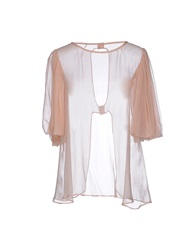 Galliano Blouses Pink