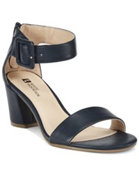 White Mountain Elixir Dress Sandals A Macy's Exclusive Style Women's Shoes Navy