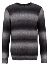 Calvin Klein Jeans Shimmer Jumper Grey Mottled Grey