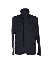 Geospirit Coats And Jackets Jackets Men Dark Blue