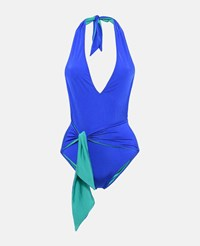 Stella Mccartney Blue Blue Swimsuit