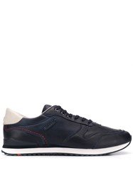 Lloyd Lace Up Sneakers Blue