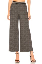 Bailey 44 Expat Brushed Ponte Pant Charcoal