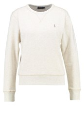 Polo Ralph Lauren Sweatshirt Chalk Heather Beige