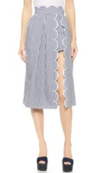 Alice Mccall Surreal Skirt Candy Stripe